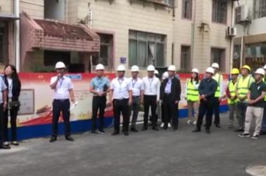 贵州华甸智能科技发展有限公司董事长开工仪式讲话